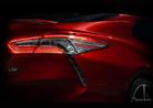 トヨタ「カムリ」新型、初公開へ