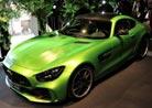 """""""緑の地獄""""で生み出されたAMG「GT R」…日本初公開"""