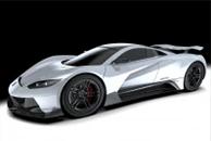価格は2億4,000万円!0-100km/h加速は1.8秒、最高速度418km/hの次世代ハイパーカーが登場