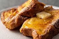「フレンチトースト」卵にアレを混ぜるだけで「いつもとちょっと違うものに…」