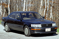 登場と同時に「シーマ現象」を一蹴!初代トヨタ「セルシオ」が示した「わかりやすい」高級感とは