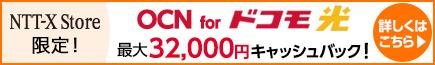 NTTグループが運営する安心?安全の通販ショップ OCNデジタルストア on NTT-X Store